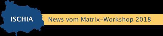 Rubrikbild News vom Matrix-Workshop 2018