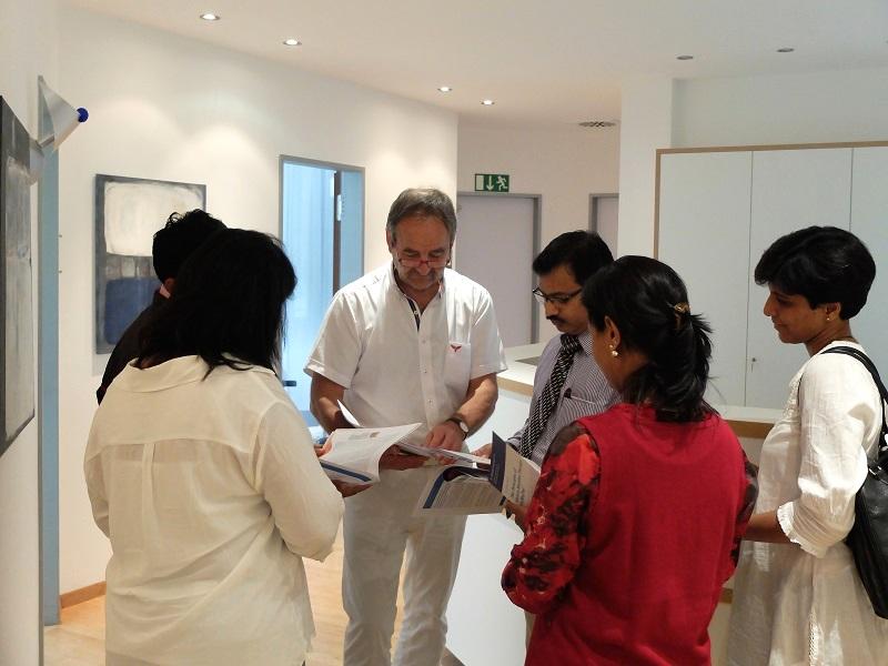 Visit_India-2016_DrRandollInsitut